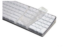 Carapace Silicon Keyboard Cover (Apple Keyboard White)