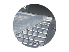 Carapace Silicon Keyboard Cover (Macbook Pro; PowerBook G4)