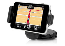 TomTom car kit for iPod touch