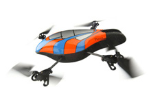 AR.Drone The Flying Video Game Blue