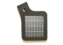 SolarStrap™ for iPod and iPhone (certified for iPhone4) (Black)