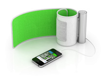Withings, Blood Pressure (tlakomer)