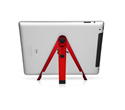 Compass Mobile Stand for iPad - Candy Apple Red