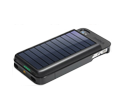 Mobius Rechargeable Battery Case with Solar Panel for iPhone 4 1800mAh
