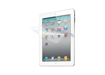 Clear Protective Film Kit for iPad 3.gen / iPad 2
