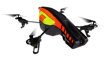 AR.Drone 2.0. Yellow