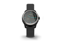 COOKOO watch - Silver