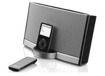 SoundDock® Portable digital music system - Gloss Black