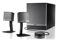 Companion® 3 multimedia speaker system