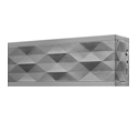 JAMBOX Grey Hex - wireless speaker and speaker phone