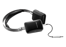 CL Black CLASSIC Precision on-ear headphones
