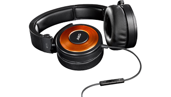 K 619 Orange - Premium DJ Headphones