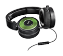 K 619 Green - Premium DJ Headphones