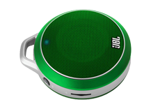 JBL Micro Wireless Green