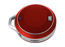 JBL Micro Wireless Red