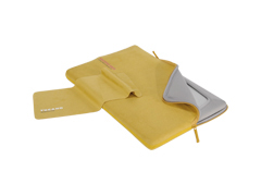 "Microfibra Script for Apple MB 13""  - Yellow"