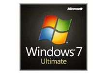 OEM Windows 7 Ultimate 32-bit Slovak DVD - 1pk