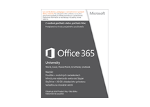 Office 365 University Mac / Win na 4 roky pre 2 PC