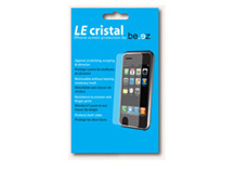 LE cristal - Screen protection for iPhone 3G