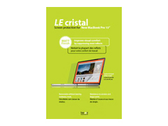 LE cristal - Screen protection for MacBook Pro 15""