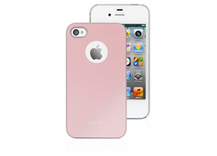 iGlaze Champagne Pink for iPhone  4/4S