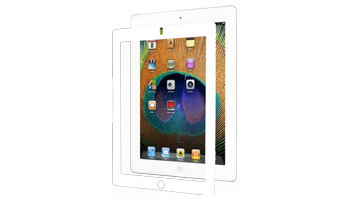 iVisor AG White for the iPad 3rd Gen.