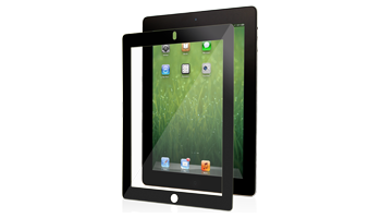 iVisor XT Black for the iPad 3rd Gen.
