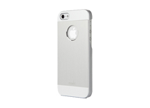 iGlaze armour for iPhone 5 - silver