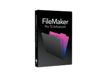 FileMaker Pro 12 Advanced CZ Win/Mac Upgrade