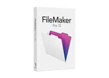 FileMaker Pro 12 CZ Win/Mac Upgrade