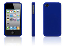 Outfit Ice for iPhone 4 - Blue