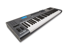 Axiom 61 - Advanced 61-Key Semi-Weighted USB MIDI Controller