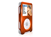 evo4Duo for iPod Classic Sienna (Orange)