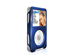 evo4Duo for iPod Classic Electra (Blue)
