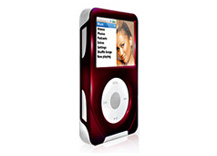 evo4Duo for iPod Classic Crimso (Red)