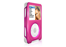 evo4Duo for iPod Classic Popstar (Pink)
