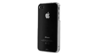 SeeJacket® Clip for iPhone 4 - clear